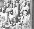 五百羅漢寺目黒木像羅漢
