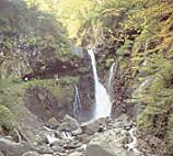 日光裏見の滝