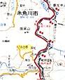 塩の道地図山之坊糸魚川