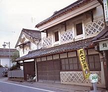 登米蔵造り町屋
