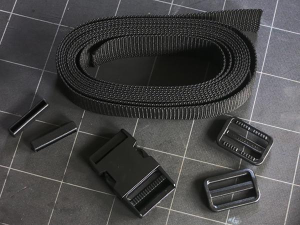 システムタープ用 調整テープ材料