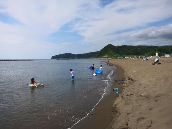 川下海浜施設 海水浴場