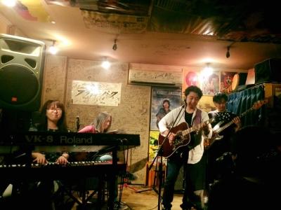 Makiさんバンド