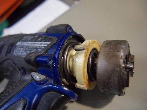 電動ドリル修理