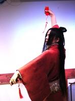 Padma着物桜舞琉球