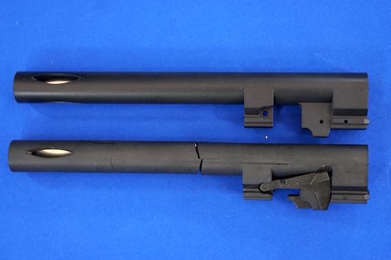 M93Rバレル修理