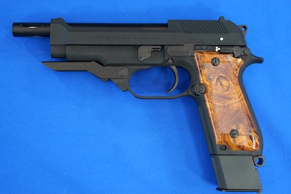 M93Rバレル修理4
