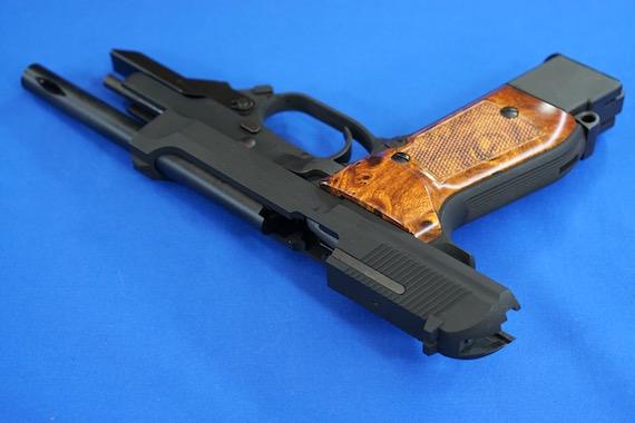 M93Rバレル修理5