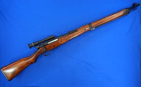 タナカ99式狙撃銃8