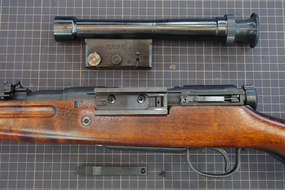 九九式狙撃銃スコープ改11