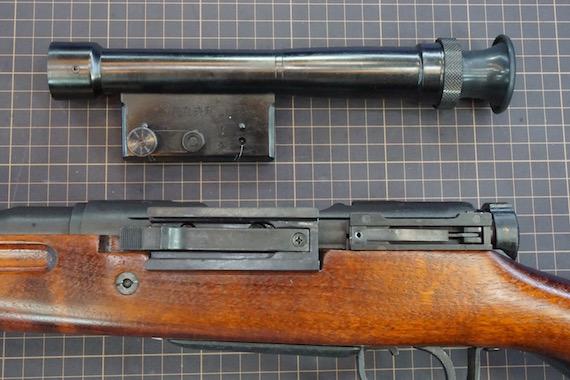 九九式狙撃銃スコープ改12