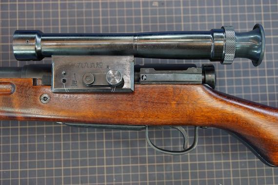 九九式狙撃銃スコープ改13