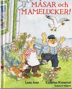 Måsar och Mamelucker! 表紙