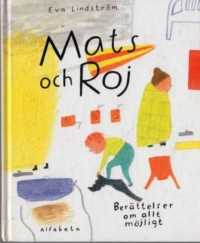 Mats och Roj 表紙