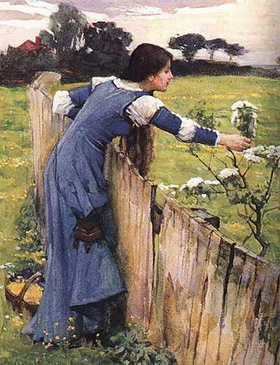 The Flower Picker1900b