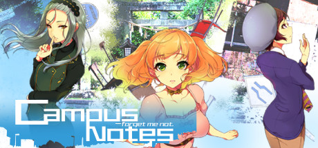 Campus Notes - forget me not