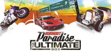 Burnout Paradise- The Ultimate Box