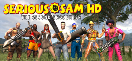 Serious Sam HD- The Second Encounter
