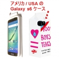 BOYS TEARS SAMSUNG GALAXY S6 CASE1
