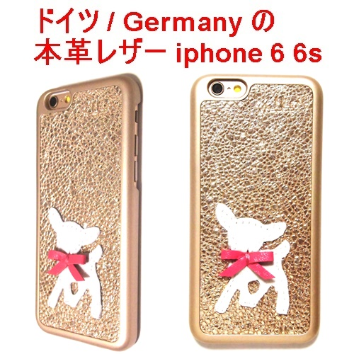 iPhone 6 Case Bambi gold 2 (2)1