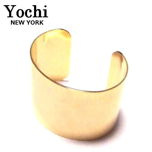 wide open cuff gold (5)