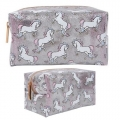 GLITTER UNICORN MAKE UP BAG111