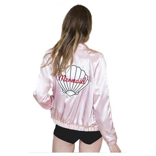 MERMAID BOMBER JACKET11111