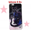galatic cat phone case iphone 6 6s 共通画像1