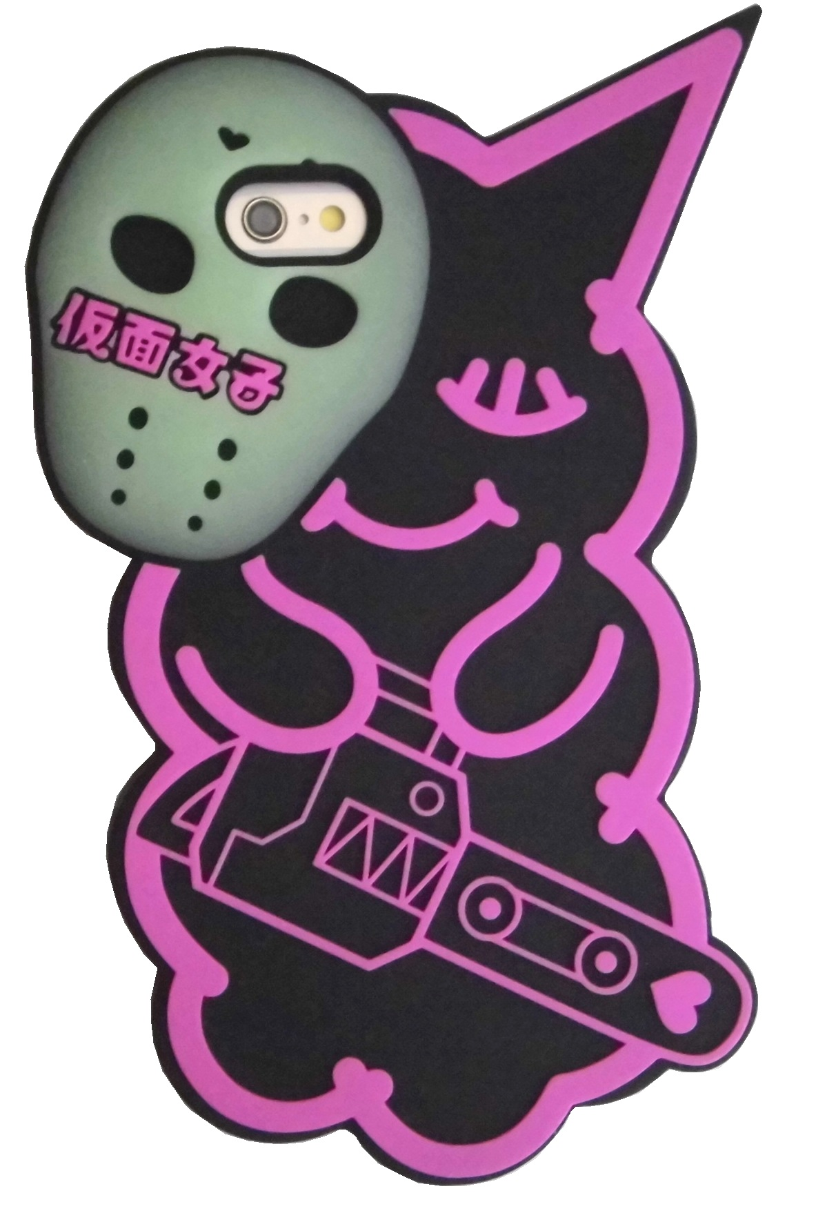 sleepie 仮面女子 iphone 6 6s case (2)