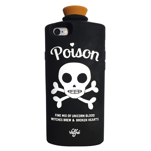 POISON 3D IPHONE 5 5s se CASE black (4)11