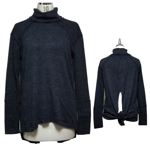 Long Sleeve Turtleneck black (8)