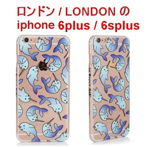 IPHONE 6 PLUS 6S PLUS NARWHAL CASE11
