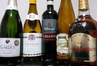 葡萄酒5種
