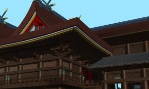 吉備津神社本殿04