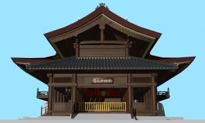 吉備津神社本殿11