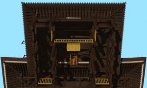吉備津神社本殿12