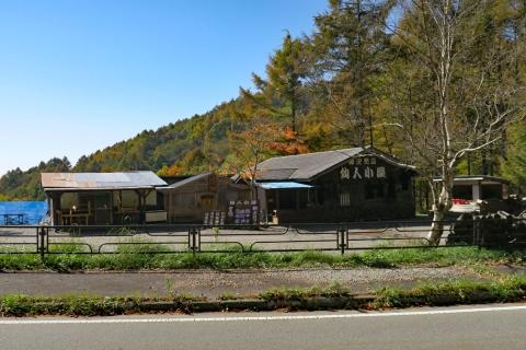 06八ヶ岳高原ライン仙人小屋