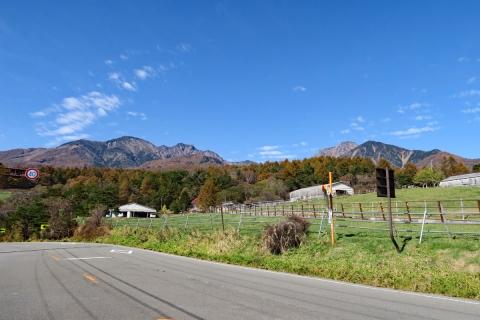 11八ヶ岳高原ライン八ヶ岳牧場
