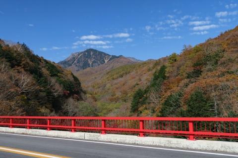 12八ヶ岳高原ライン東沢橋