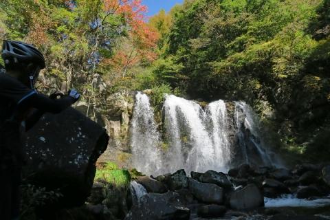 17平沢峠へ・千ヶ滝