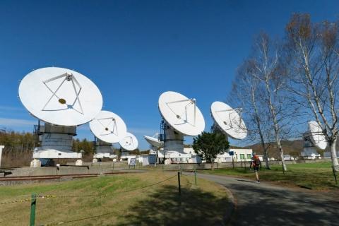 22野辺山宇宙電波観測所