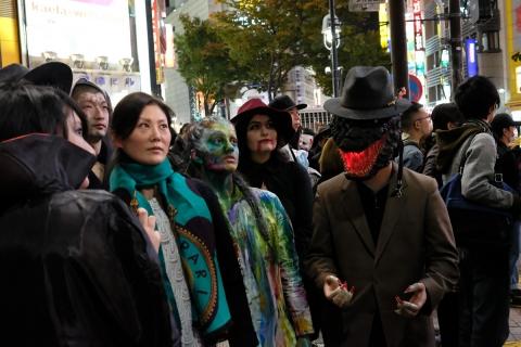 03ハロウィン渋谷
