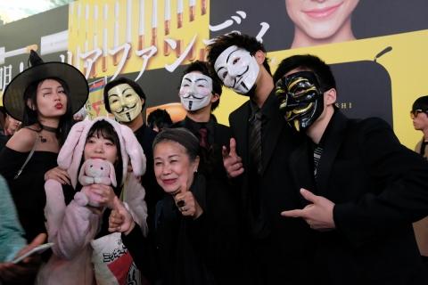 04ハロウィン渋谷