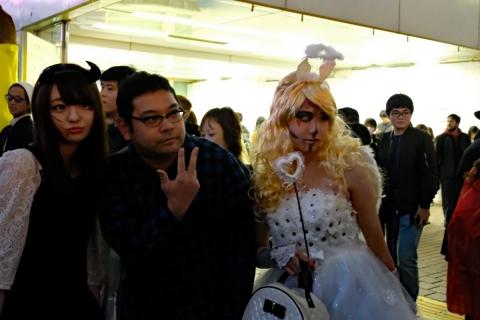 07ハロウィン渋谷