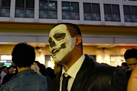 13ハロウィン渋谷