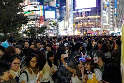 14ハロウィン渋谷
