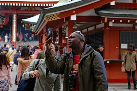 05浅草寺の風景