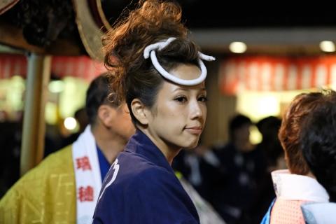 45富士宮祭り