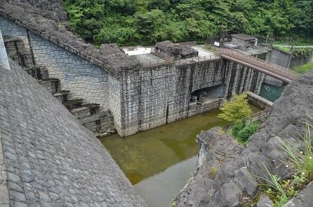 20160712石小屋ダム10
