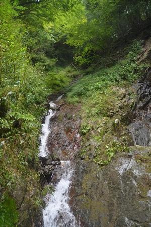 20160823エボラ沢の滝07